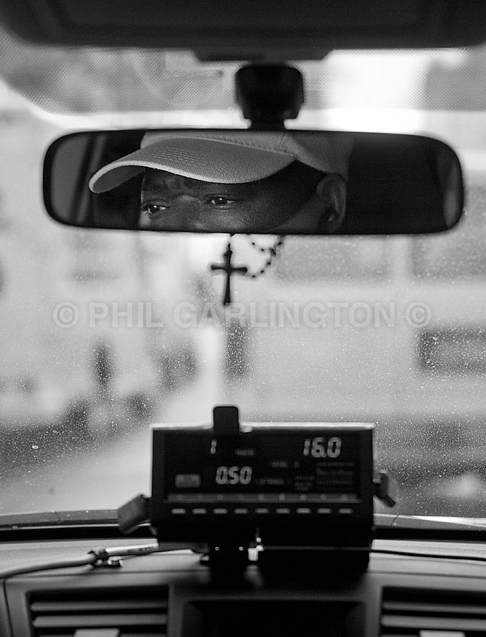 New York City. Cab Driver.